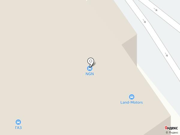 LR-MSK на карте Заречья