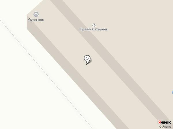 Диадема на карте Химок
