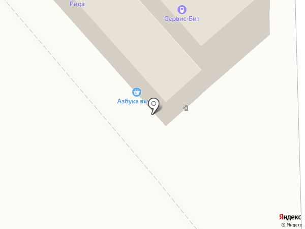 Шоколадница на карте Химок