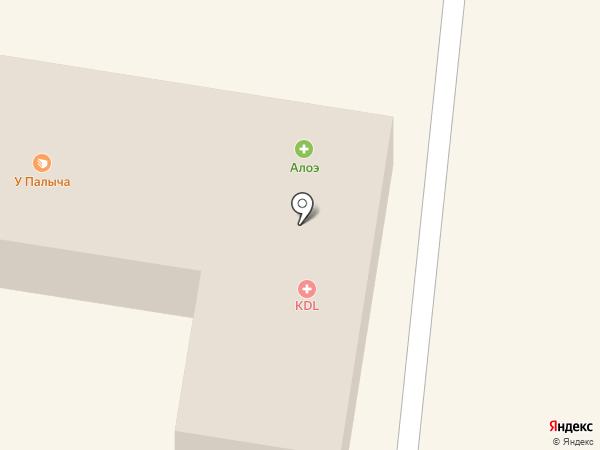 Ника на карте Химок