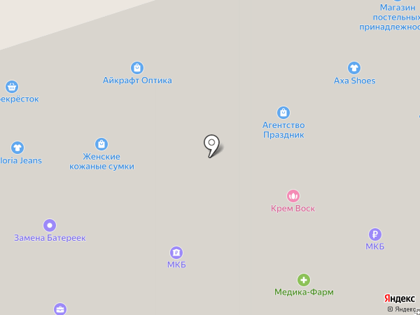 Фабрика Арт на карте Москвы