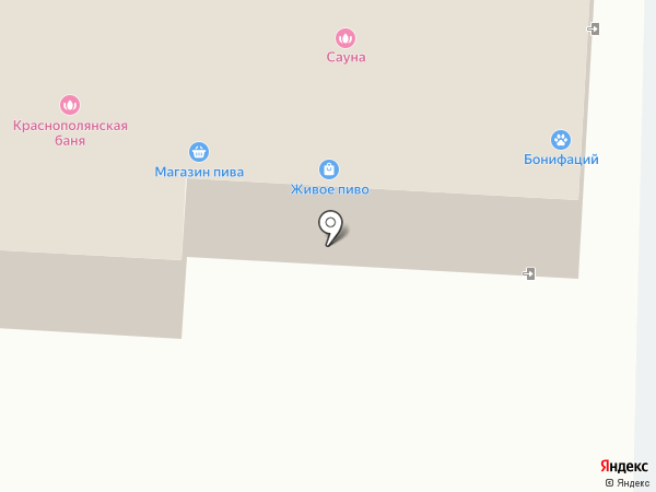Зоомагазин на карте Лобни
