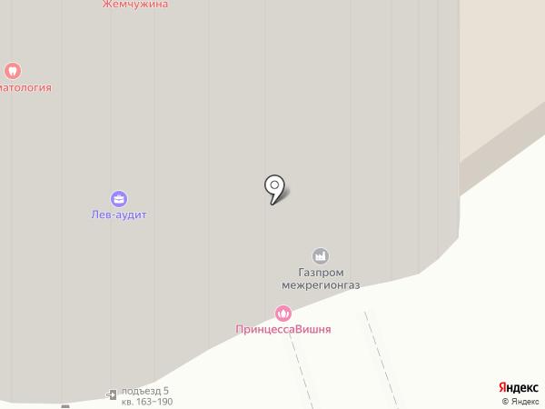 Авиньон на карте Химок