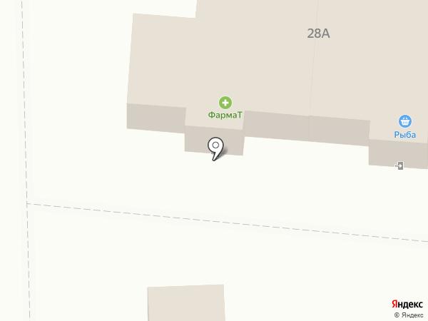 Алтея на карте Лобни