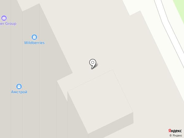 Магазин косметики на карте Химок
