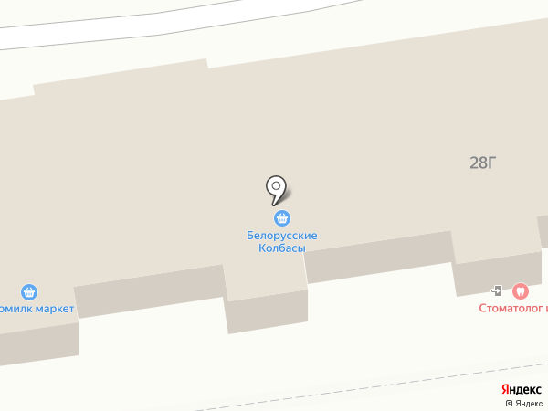 Шашлычный двор на карте Лобни