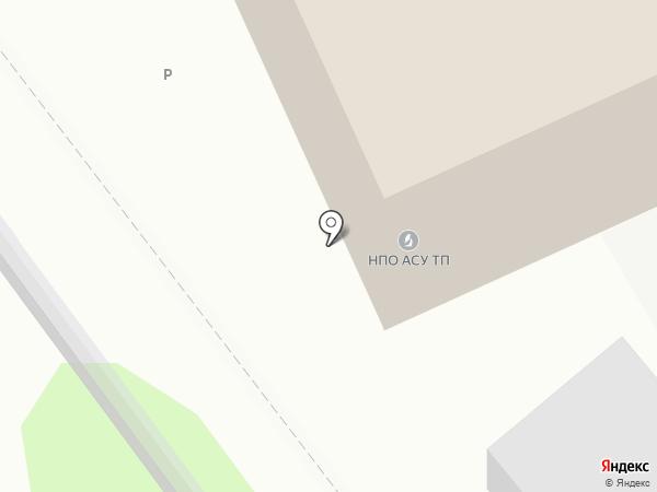 Парикмахерская на карте Лобни