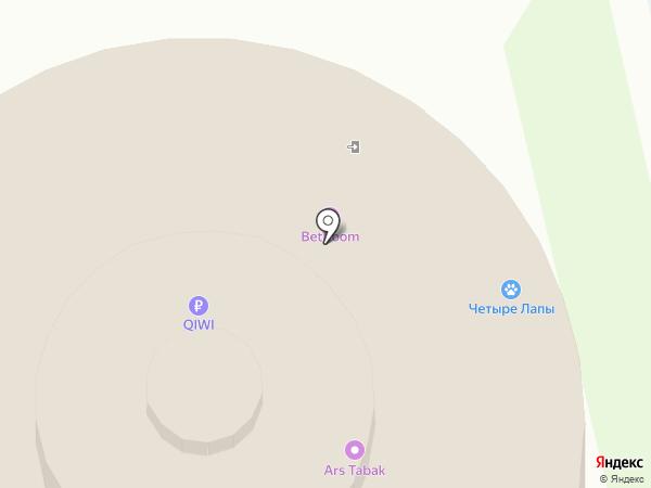 Старый Двор на карте Химок