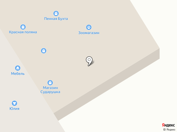 Идеал тур на карте Лобни