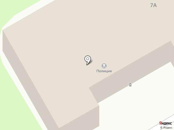 Администрация городского округа Лобня на карте Лобни