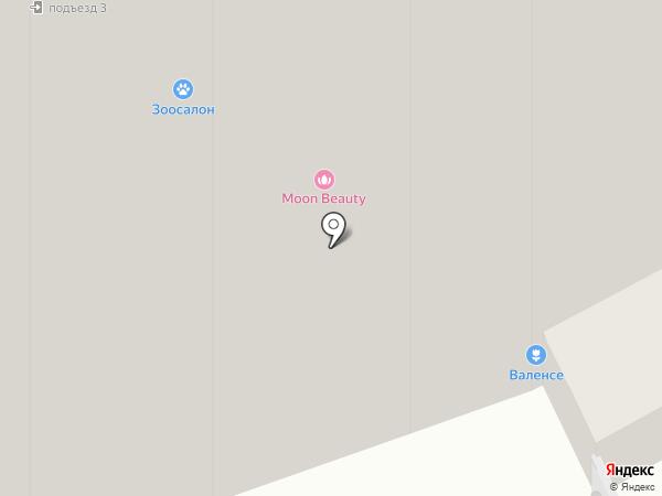 Мармелад на карте Химок