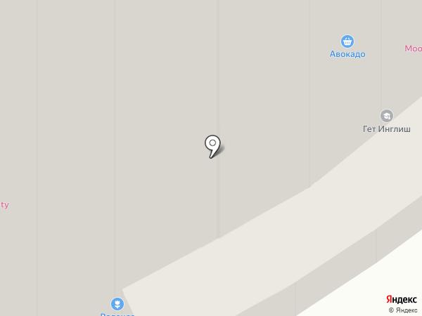Нео смайл на карте Химок