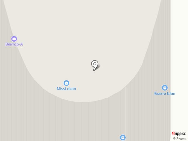 Seven Sky на карте Химок