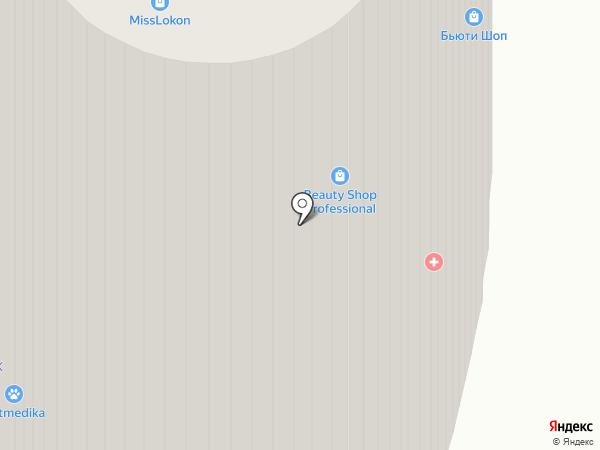 Аист-2003 на карте Химок