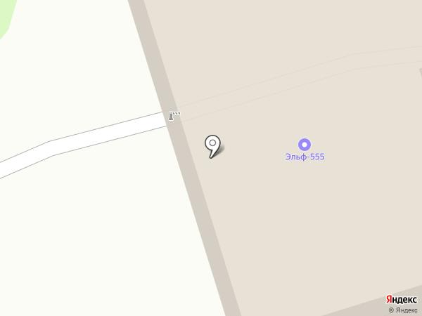 Элит Групп на карте Москвы