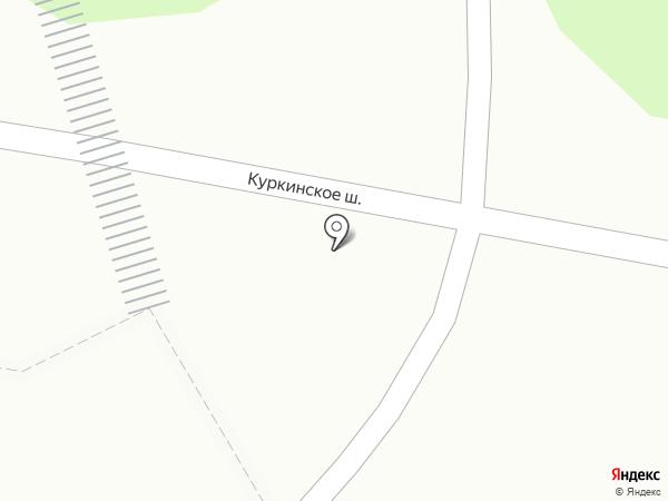 Химкинская городская похоронная служба на карте Химок