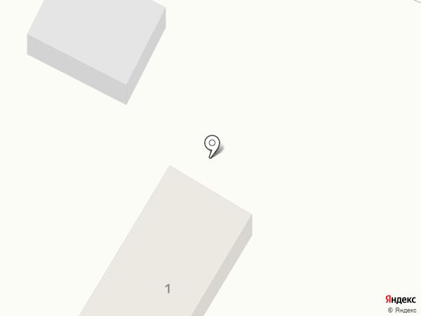 Аристей на карте Анапы
