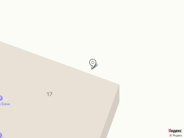 Почтовое отделение №35 на карте Анапы