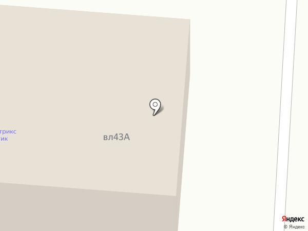 МОБИ ФРАХТ на карте Москвы