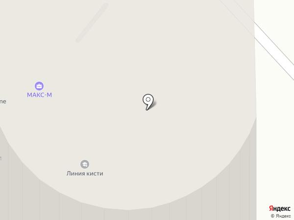 Ламиналь на карте Химок
