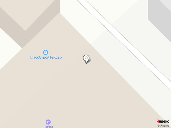 ТРАНС-СЕРВИС, ЗАО на карте Химок