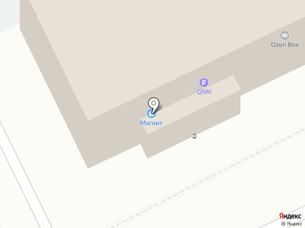 Шатили на карте Химок