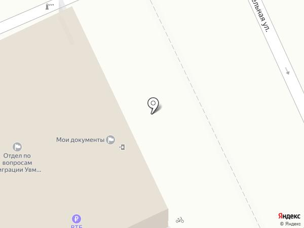 Экспресс Вендинг на карте Москвы