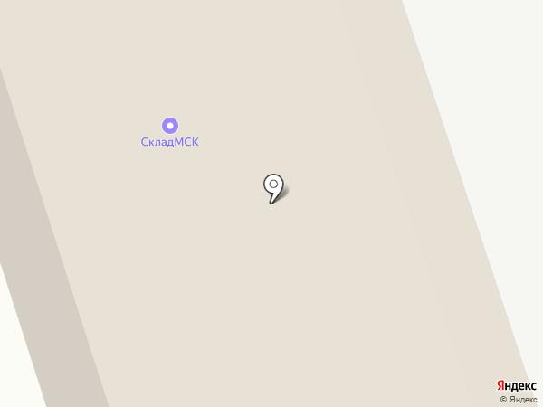 Джетпартс на карте Москвы