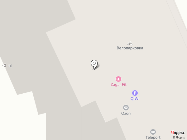 МРЭП+ на карте Химок
