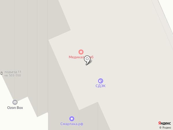 TourPay на карте Химок