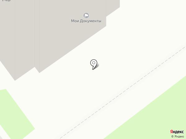 Госплатеж на карте Лобни