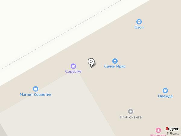 Мариэль на карте Чехова