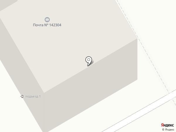 Почта Банк, ПАО на карте Чехова