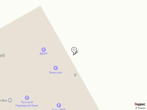 ЛинзАмат на карте Москвы