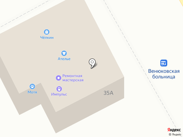 StrategShop на карте Чехова