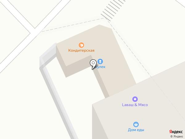 Магазин кондитерских изделий на карте Химок