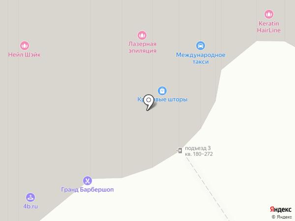 Кадастровые инженеры на карте Химок