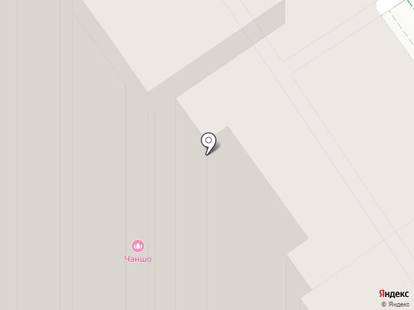 Чаншо на карте Химок