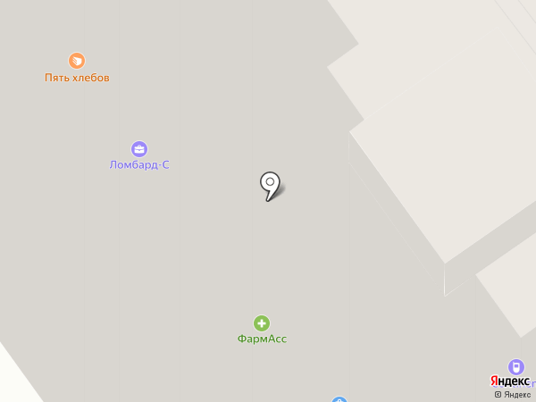 МедГарант на карте Химок