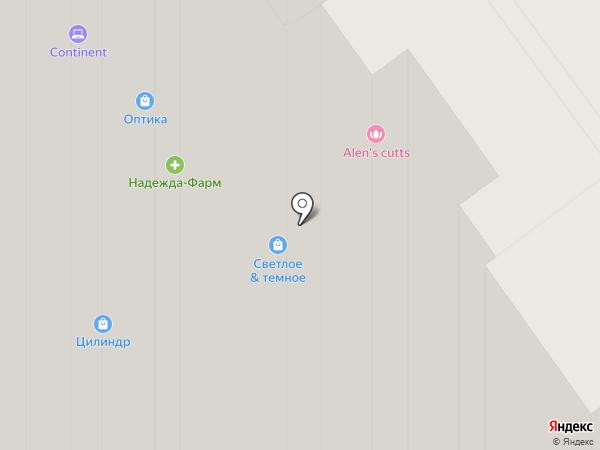 Диана на карте Химок