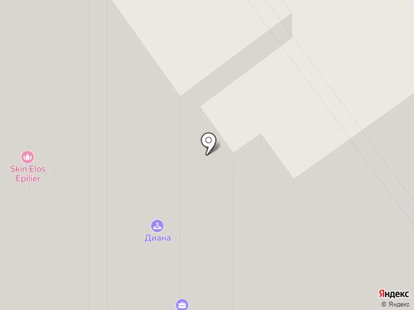Салон оптики на карте Химок
