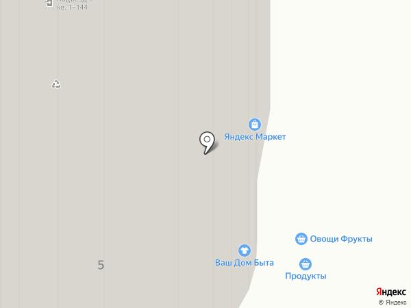Тайфун на карте Химок