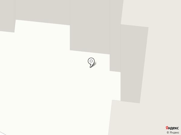 Наш дворик на карте Лобни