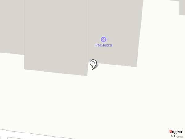 Леди Шанталь на карте Лобни