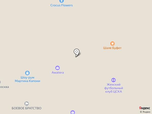 Комус на карте Химок