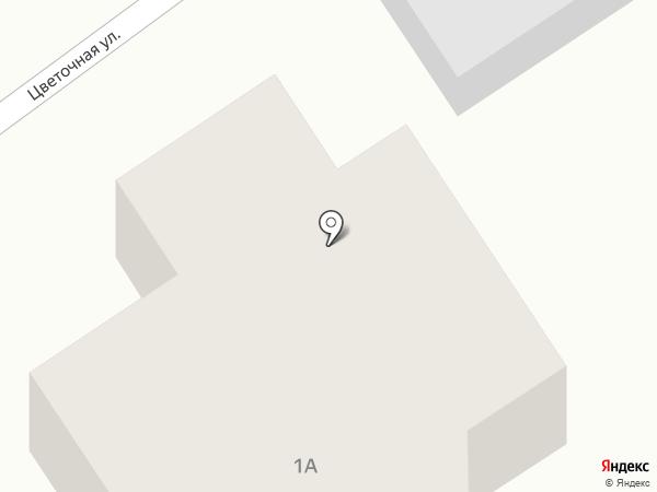 МОНТГРУПП на карте Городища