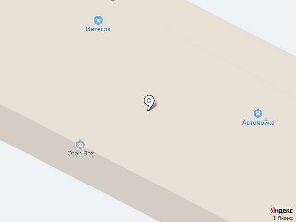 Автомойка на Текстильной на карте Лобни