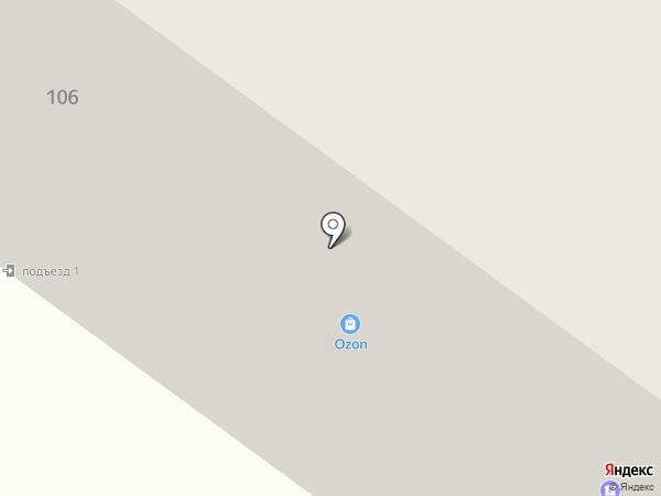 Визаж на карте Чехова