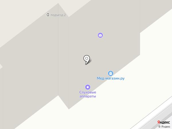 Юридическое бюро на карте Химок