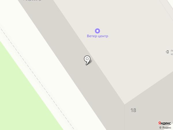 Химкинский отдел Управления Федеральной службы государственной регистрации, кадастра и картографии по Московской области на карте Химок